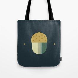 october midnight acorn Tote Bag