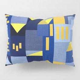 Blue Klee houses Pillow Sham