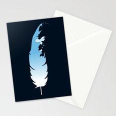 Wind Wave Stationery Cards
