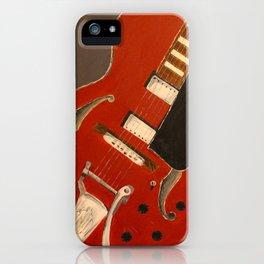 Ibanez iPhone Case