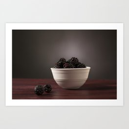 Berries Art Print