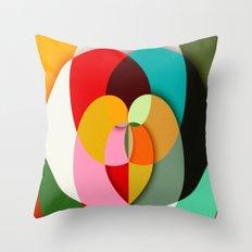Self-Esteem Throw Pillow