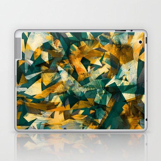 Raw Texture Laptop & iPad Skin