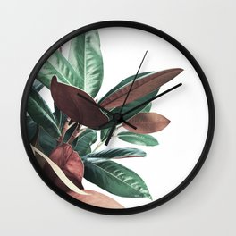Grandiflora Wall Clock