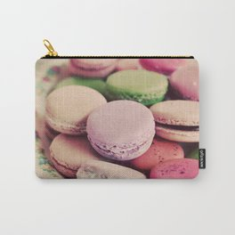 Sweet Macarons Carry-All Pouch