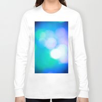 bokeh Long Sleeve T-shirts featuring Bokeh II by Mauricio Santana