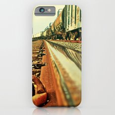 Train Track iPhone 6s Slim Case