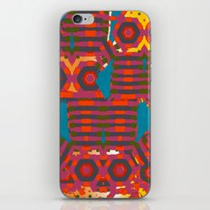 friendly ghosts iPhone & iPod Skin