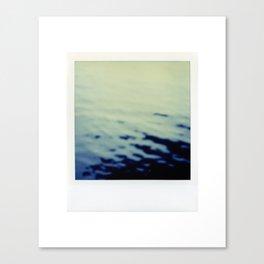 Lake Ripple Canvas Print