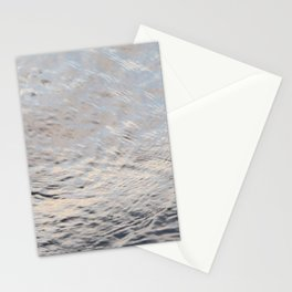 Water and light Stationery Cards