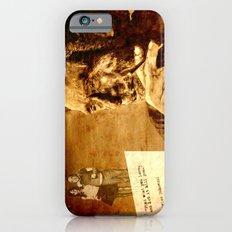 Charles Bukowski - love version Slim Case iPhone 6