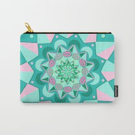 Many Moons Mandala Carry-All Pouch