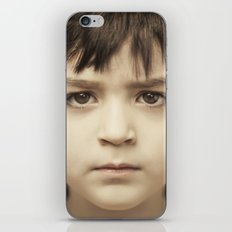javi2 iPhone & iPod Skin