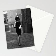 Breakfast at Tiffany's Stationery Cards