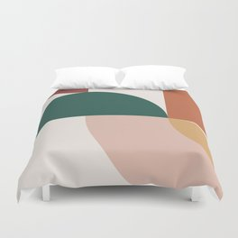 Abstract Geometric 12 Duvet Cover