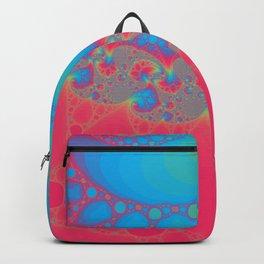 Rainbow Tentacle Backpack