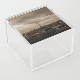 Rooftop view of Paris Acrylic Box