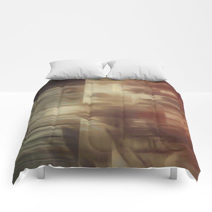 Chucking Dupuis Comforters