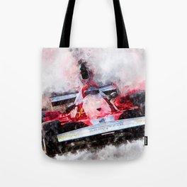 Niki Lauda No.1 Tote Bag