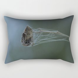 Arctic Cobweb Rectangular Pillow