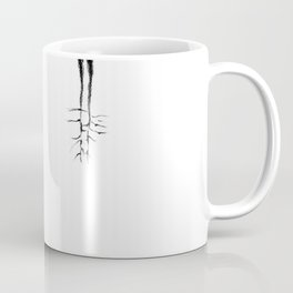Red Crescent Coffee Mug