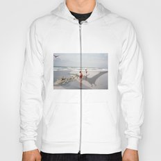 THE BEACH-Suburban Monster Series Hoody