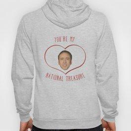 Nicolas Cage Love Hoody