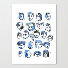 boyz Canvas Print