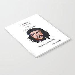 Che Guevara painting Notebook