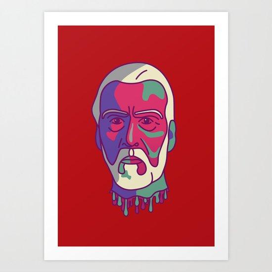 Galactic Decapitations #3 - Sith Lord Art Print