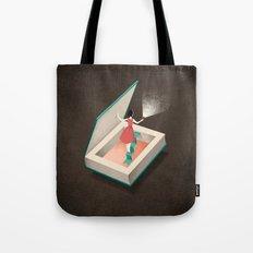 Inquiring Tote Bag
