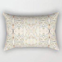 antiqued Rectangular Pillow