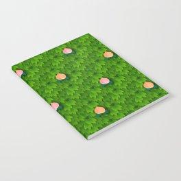 Fruit Harvest - Peach Notebook
