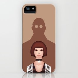Natalie iPhone Case