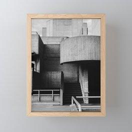 National Theatre | London |  United Kingdom Framed Mini Art Print