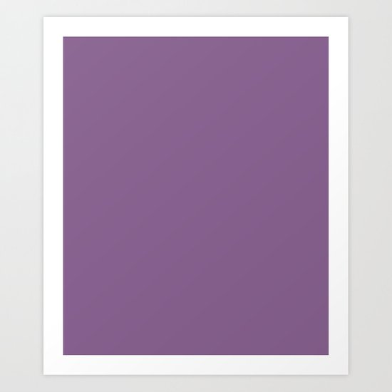 French Lilac - solid color by makeitcolorful