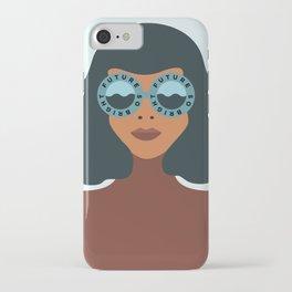 Future So Bright iPhone Case
