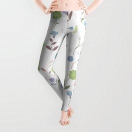 Tulum Floral 7 Leggings