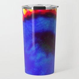 Digital Tie-Dye Travel Mug