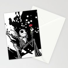 Oh! you my rose Stationery Cards