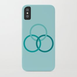 THE BOUND iPhone Case