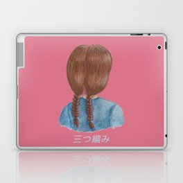 Gretchen's Braids Laptop & iPad Skin