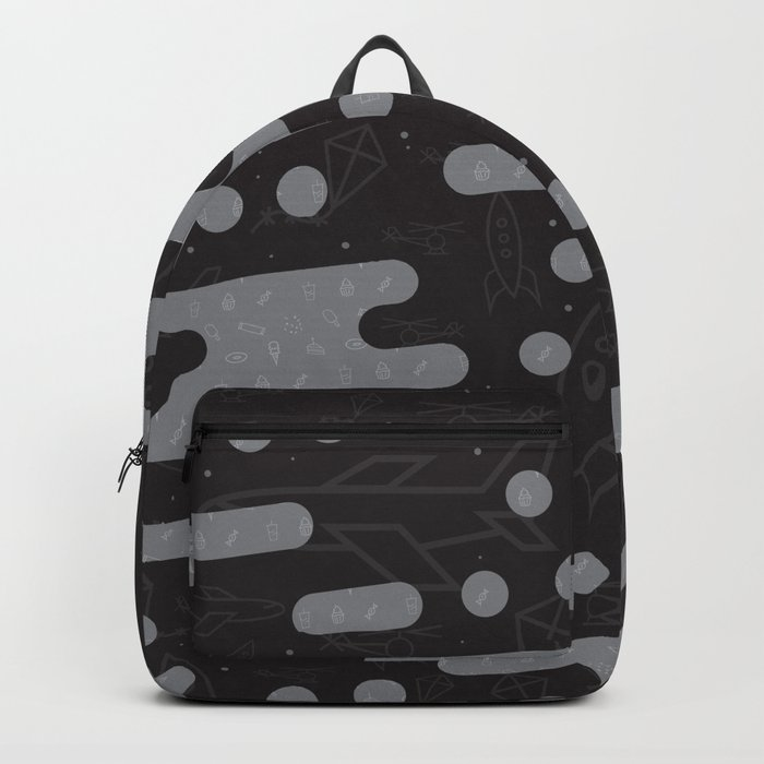 Sweet Clouds Over Flying Machines Rucksack
