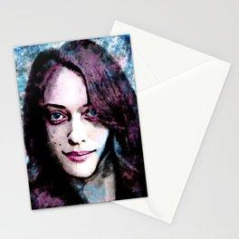 Kat Dennings 2014 -2 Stationery Cards