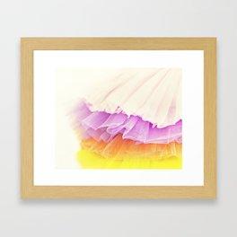 Tutu Candy Framed Art Print