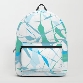 Anxiety Calmness Abstract Backpack
