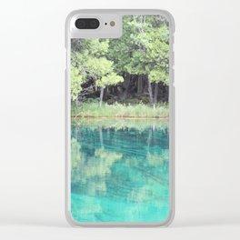 Kitch iti kipi Michigan Upper Peninsula Clear iPhone Case