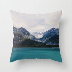 Alaska Wilderness Throw Pillow