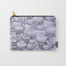 Cupcakes and co Carry-All Pouch