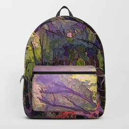 Go Deeper Into The Woods Backpack